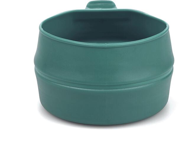 Wildo Fold-A-Cup - Gourde - Green Bleu pétrole